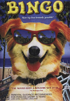 filme bingo esperto pra cachorro