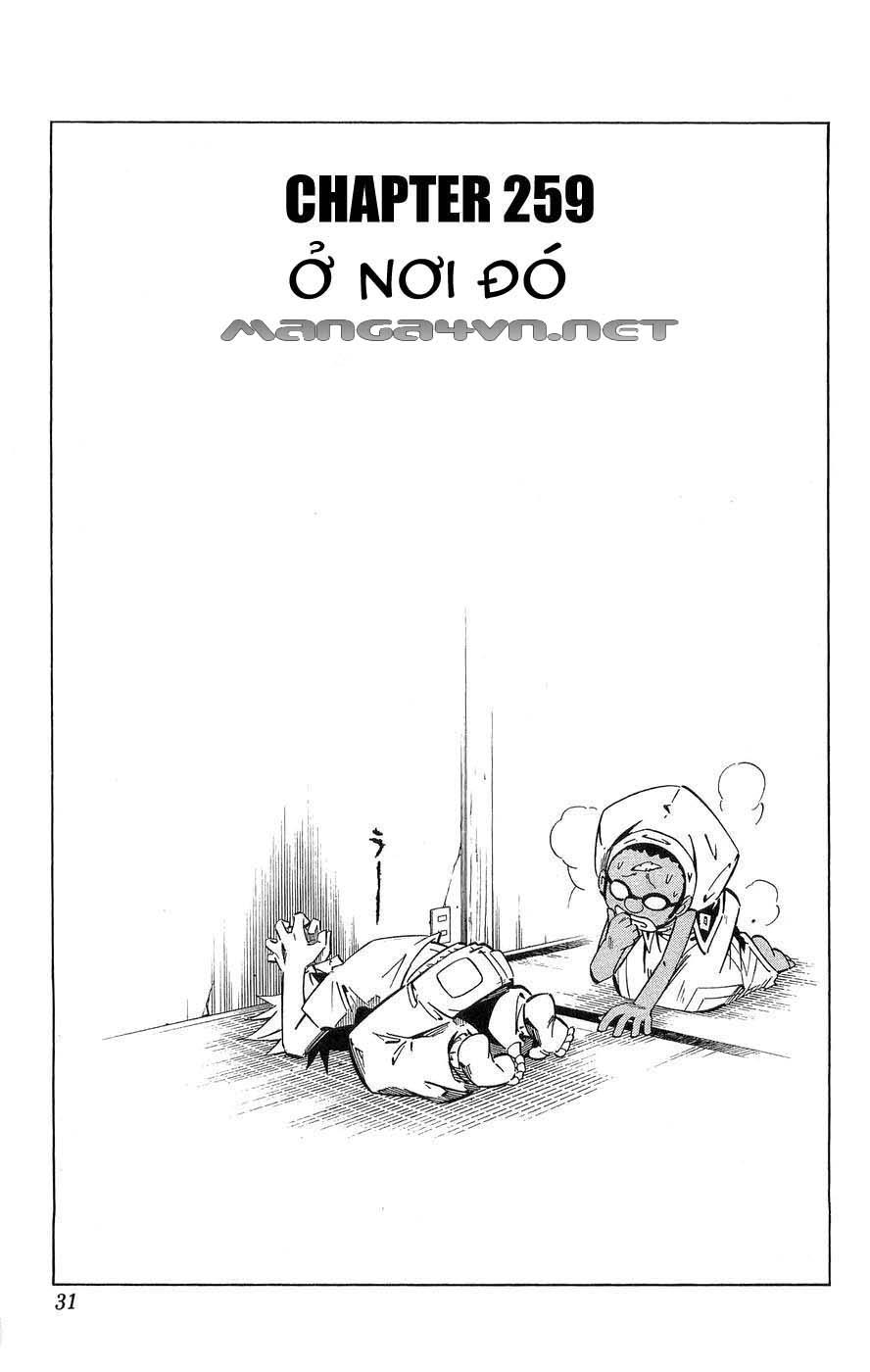 Shaman King [Vua pháp thuật] chap 259 trang 3