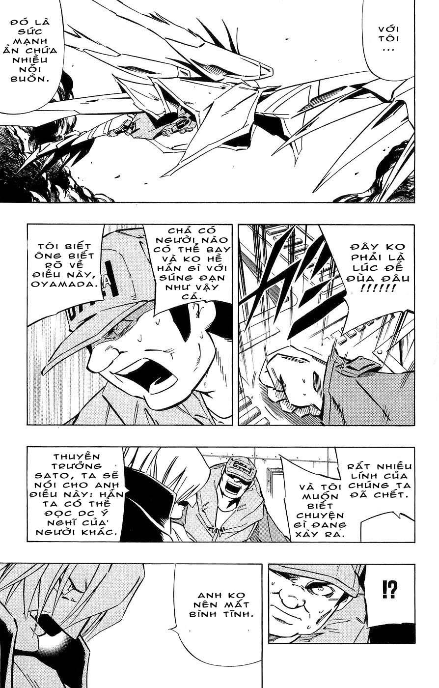 Shaman King [Vua pháp thuật] chap 262 trang 9