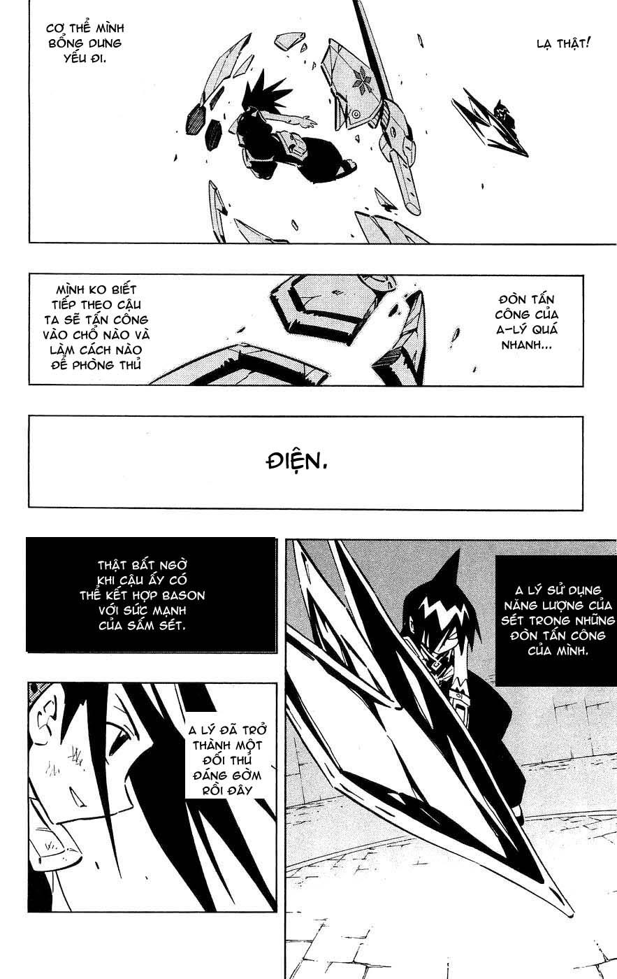 Shaman King [Vua pháp thuật] chap 255 trang 5