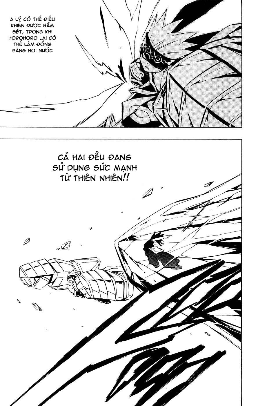 Shaman King [Vua pháp thuật] chap 255 trang 6