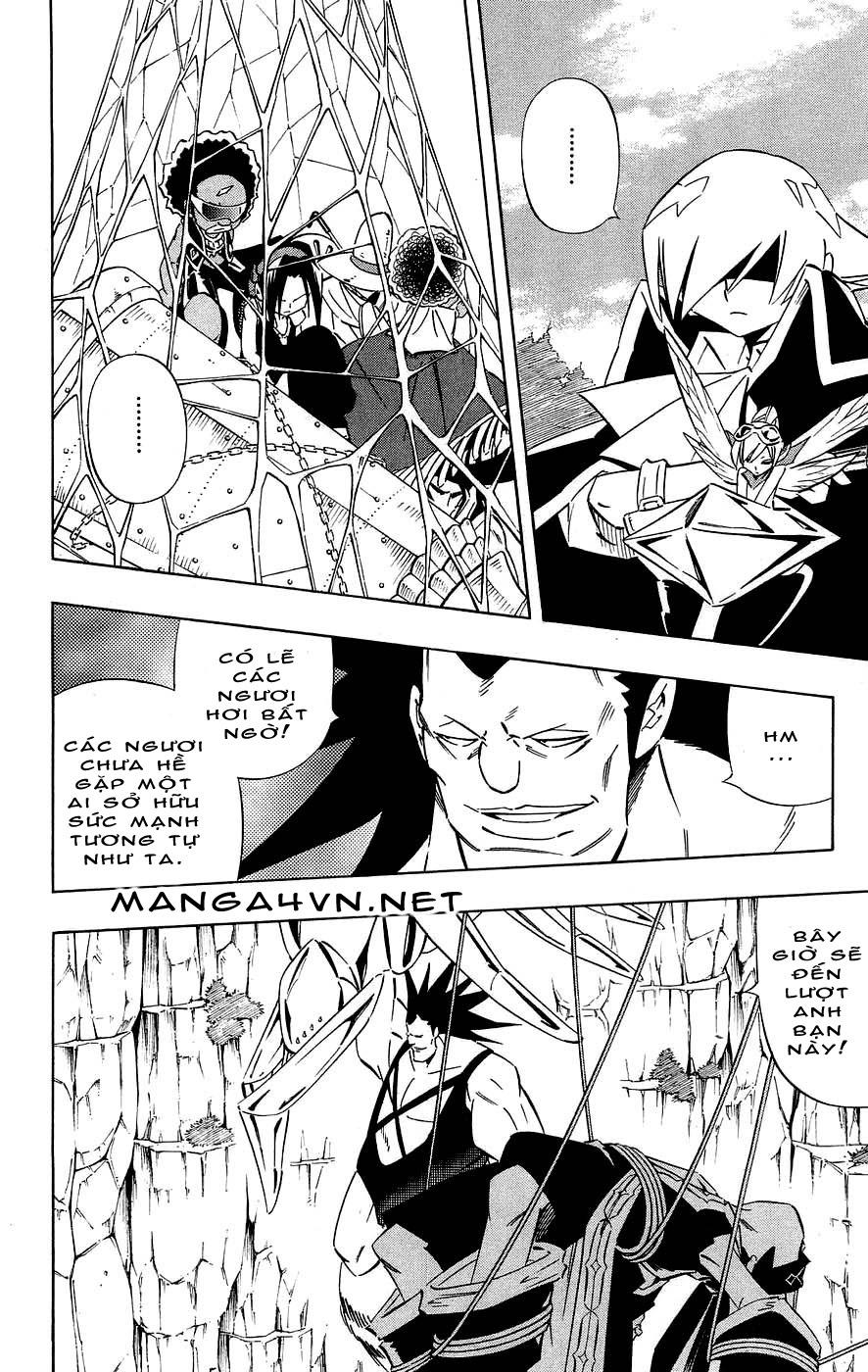 Shaman King [Vua pháp thuật] chap 272 trang 4