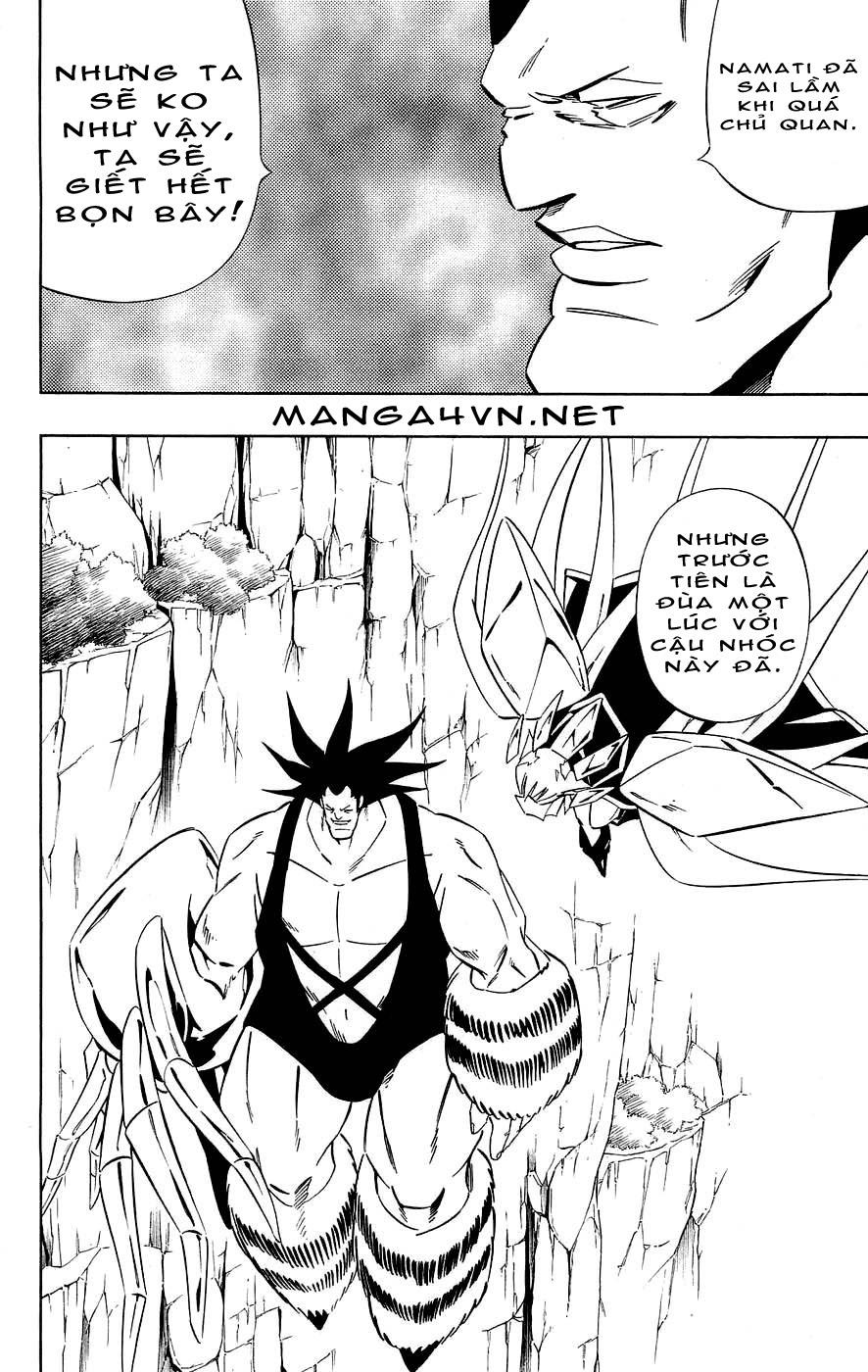 Shaman King [Vua pháp thuật] chap 272 trang 12