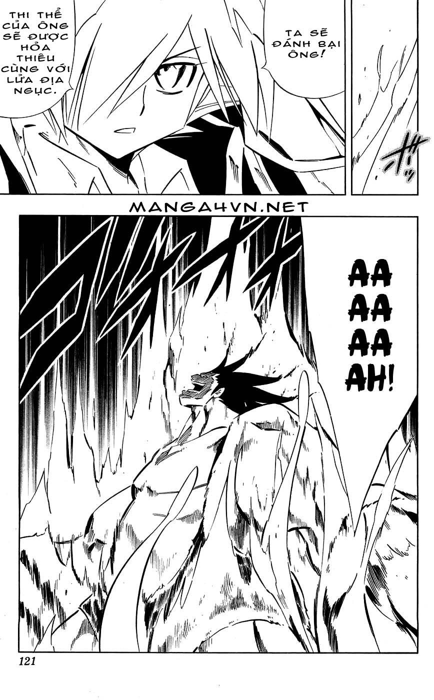 Shaman King [Vua pháp thuật] chap 272 trang 17