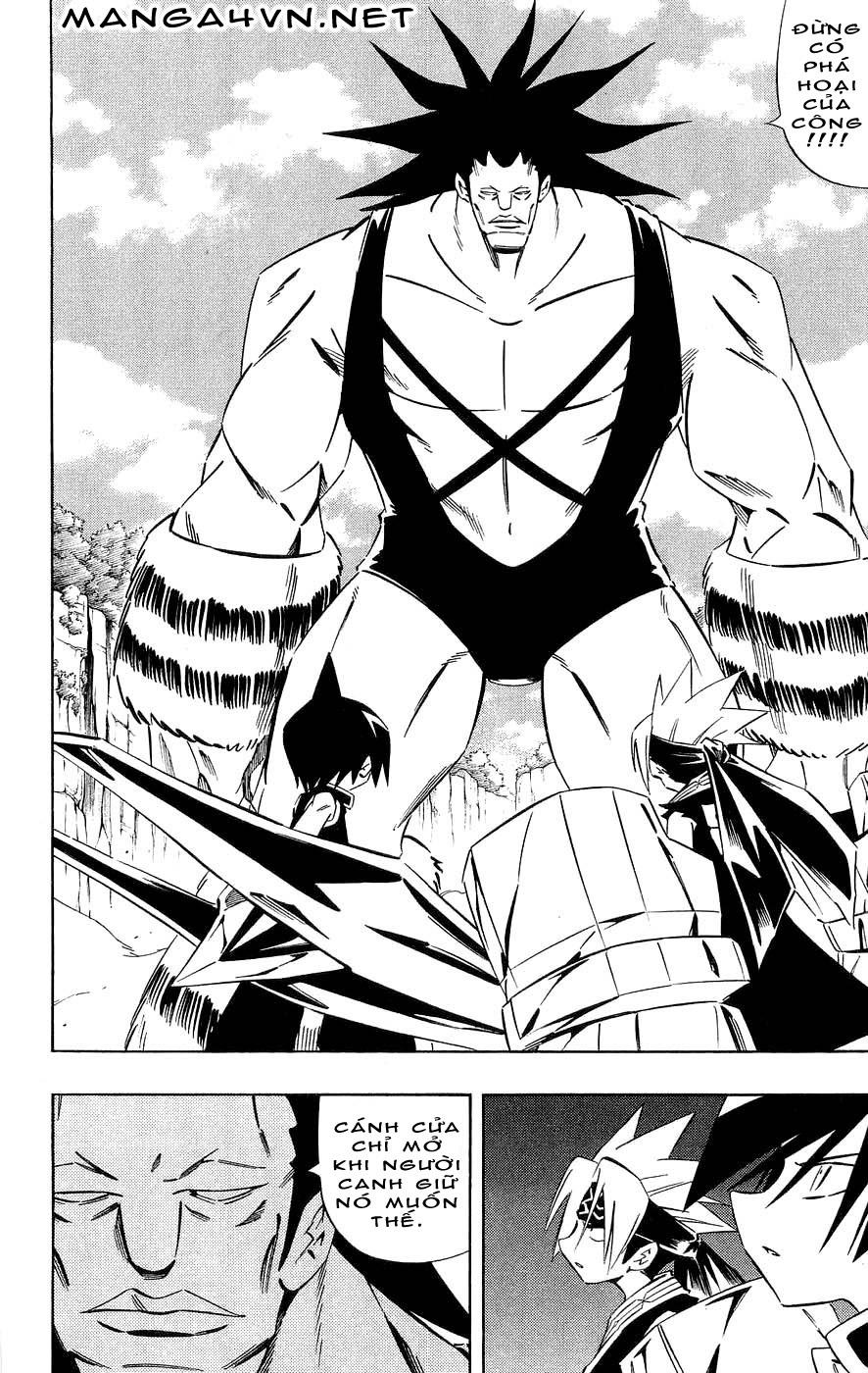 Shaman King [Vua pháp thuật] chap 271 trang 8