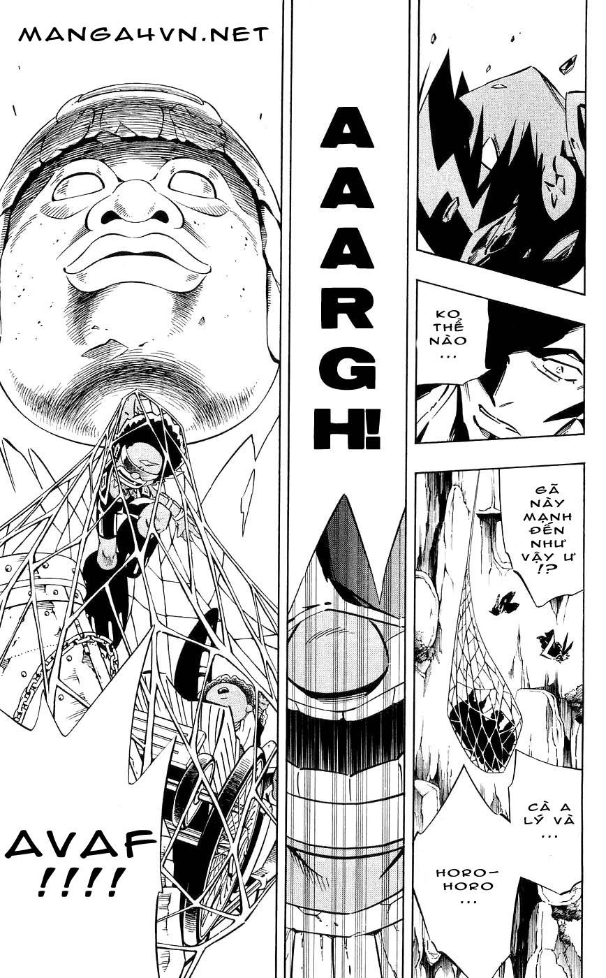 Shaman King [Vua pháp thuật] chap 271 trang 14
