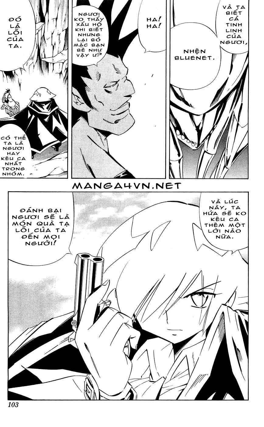 Shaman King [Vua pháp thuật] chap 271 trang 18