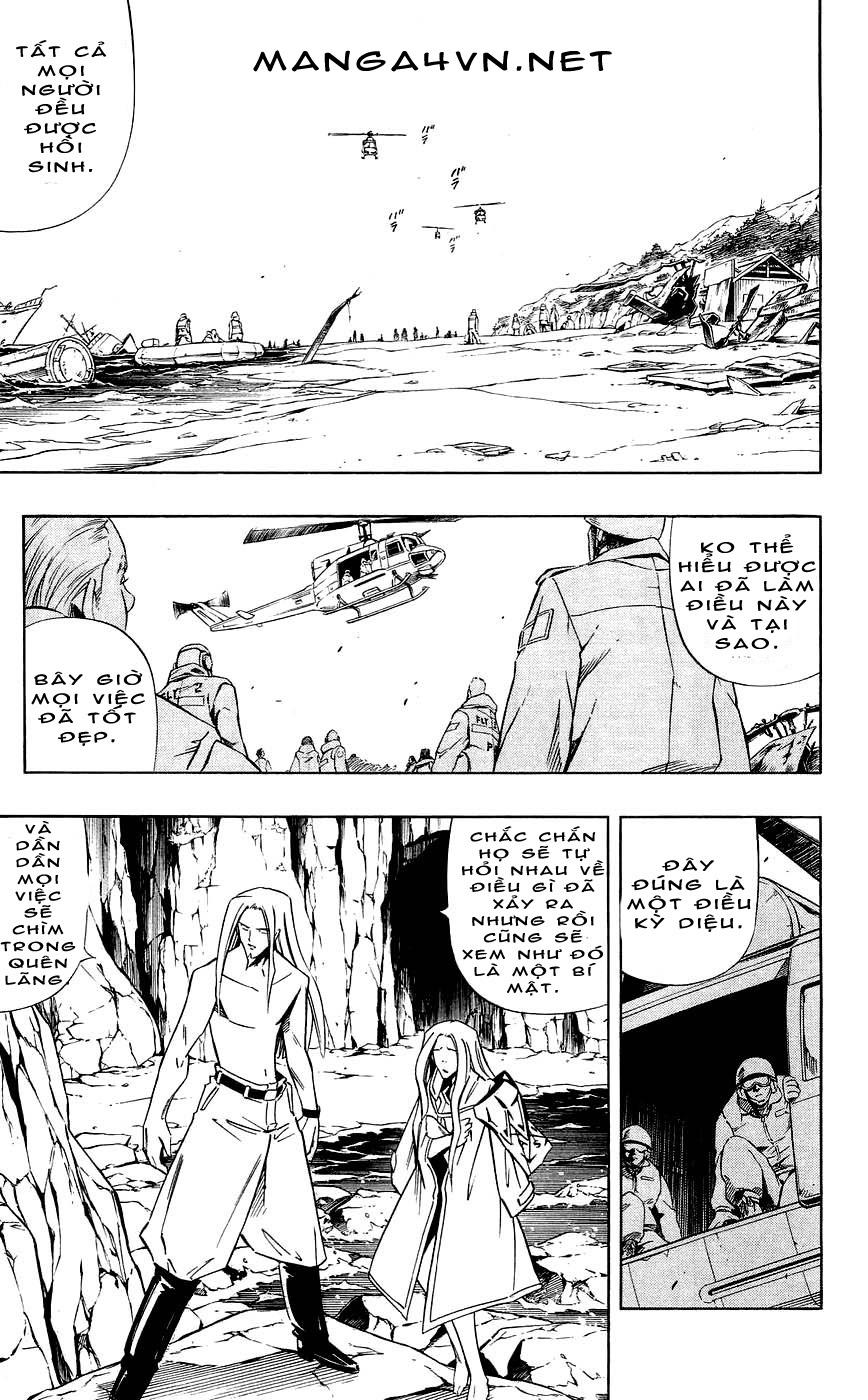 Shaman King [Vua pháp thuật] chap 270 trang 5