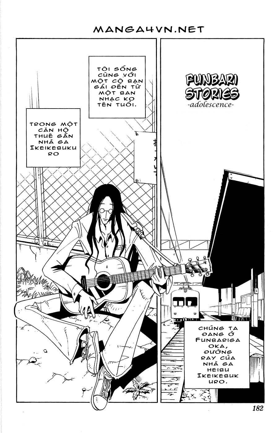 Shaman King [Vua pháp thuật] chap 266 trang 22
