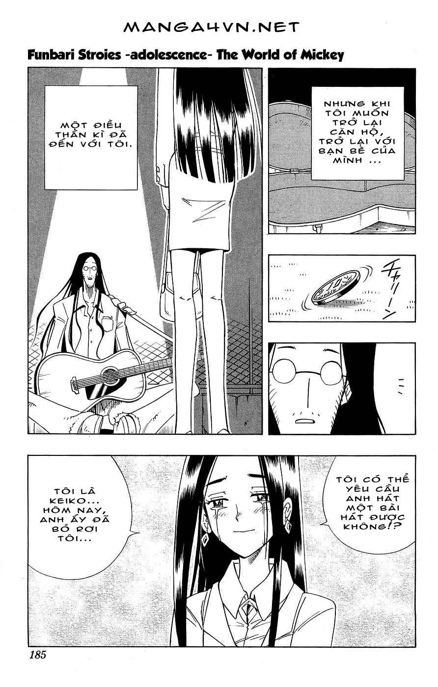 Shaman King [Vua pháp thuật] chap 266 trang 25