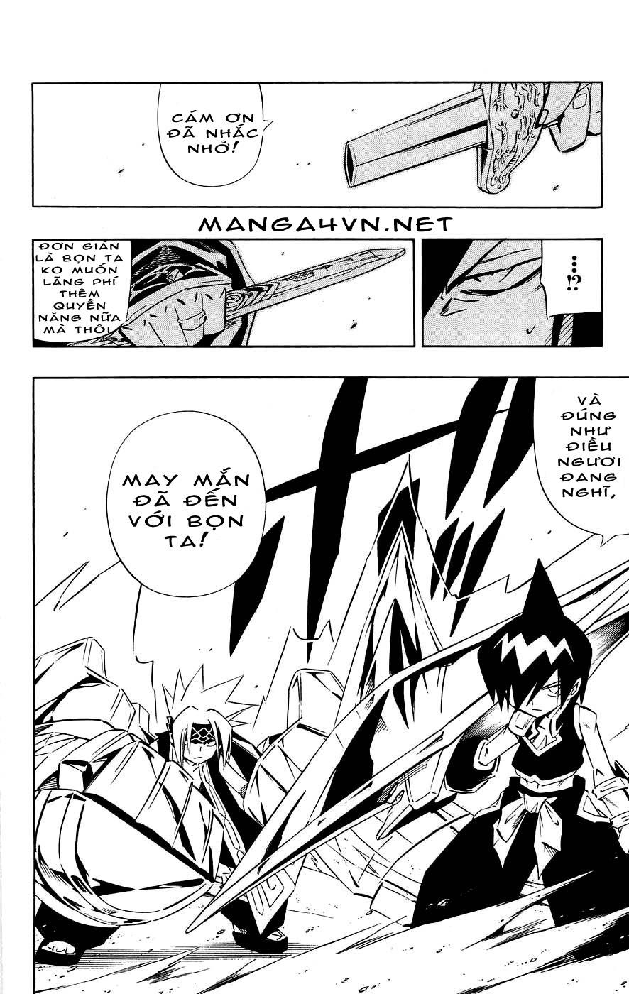 Shaman King [Vua pháp thuật] chap 269 trang 2