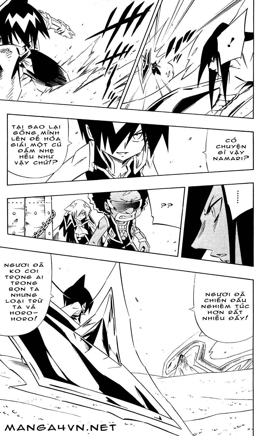 Shaman King [Vua pháp thuật] chap 269 trang 9