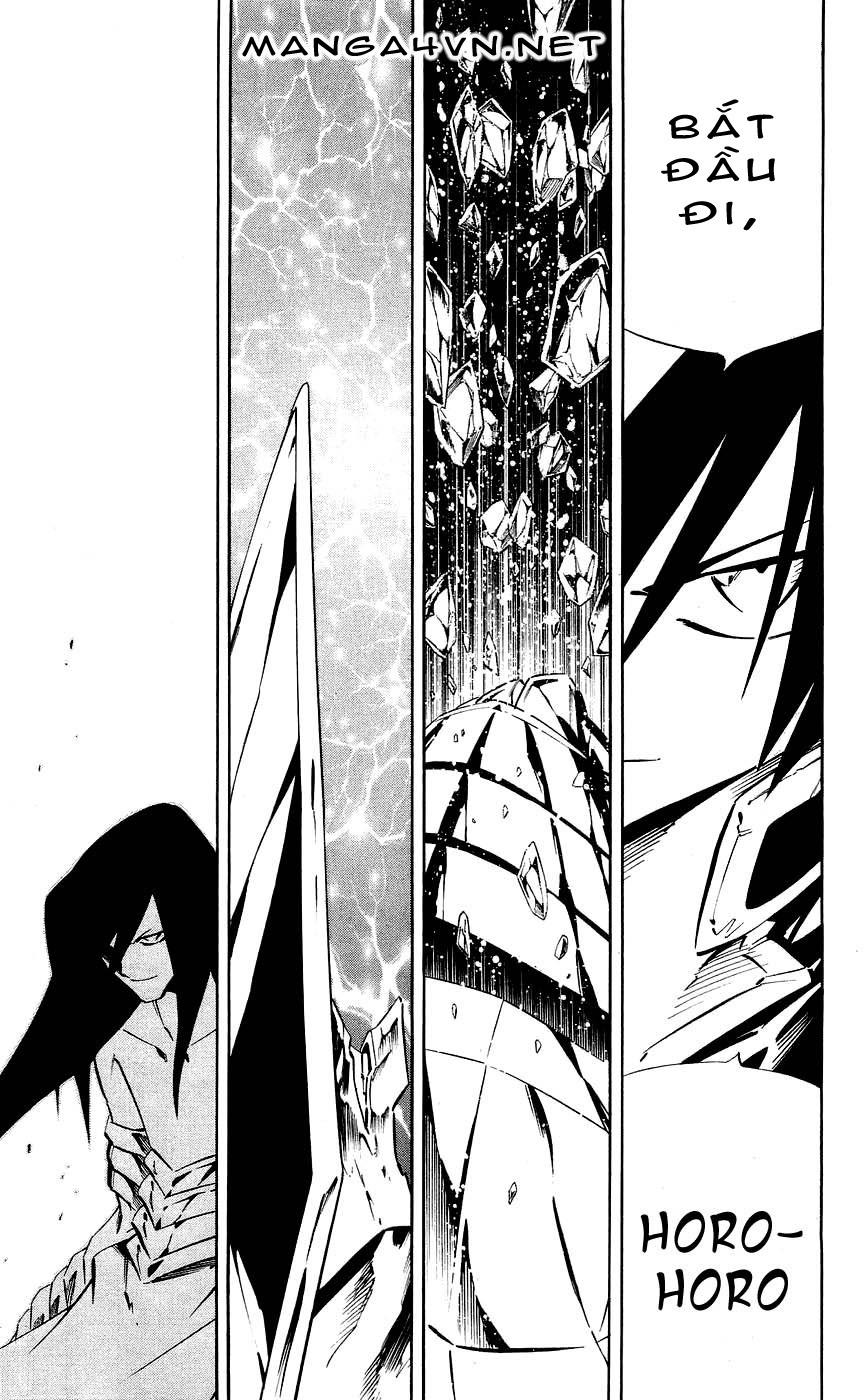 Shaman King [Vua pháp thuật] chap 269 trang 13