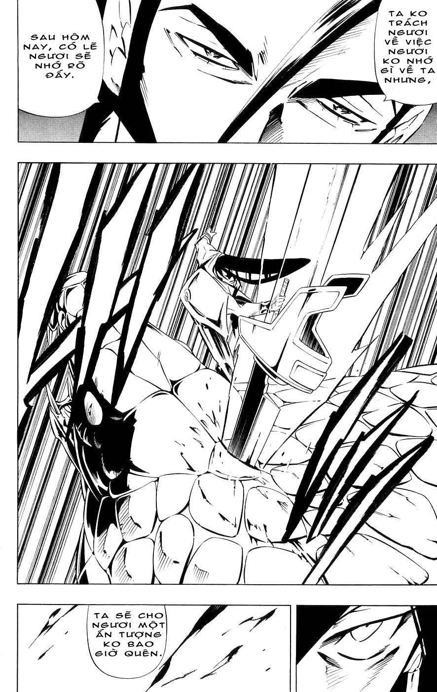 Shaman King [Vua pháp thuật] chap 268 trang 6