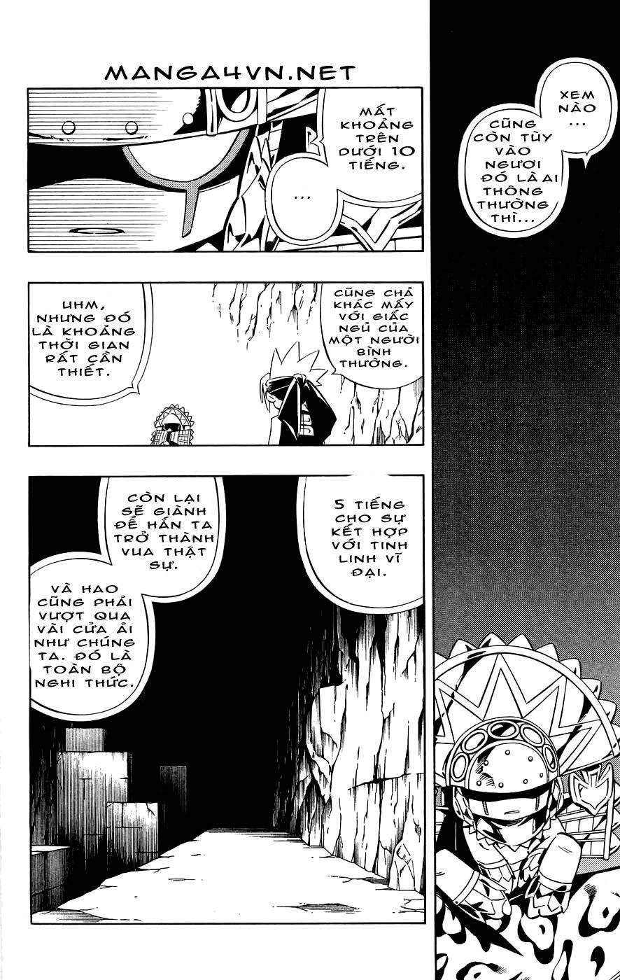 Shaman King [Vua pháp thuật] chap 267 trang 6