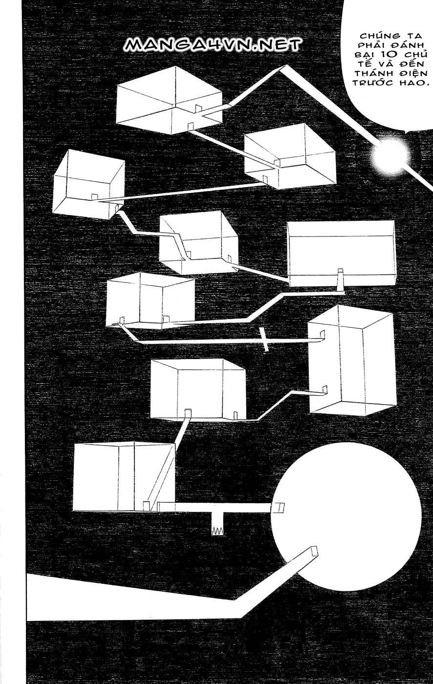 Shaman King [Vua pháp thuật] chap 267 trang 8