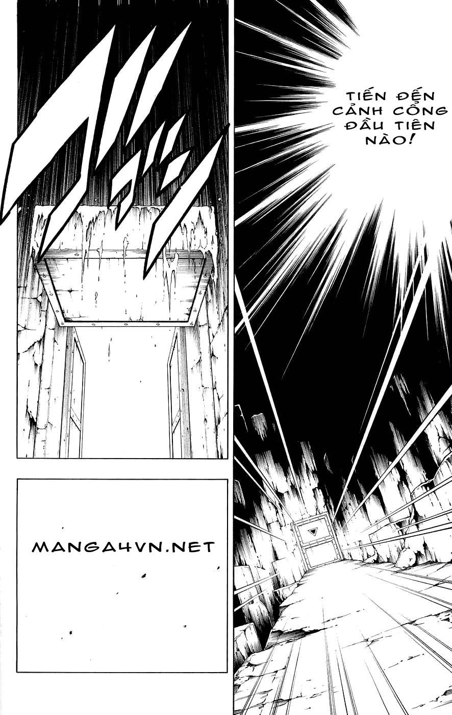 Shaman King [Vua pháp thuật] chap 267 trang 10
