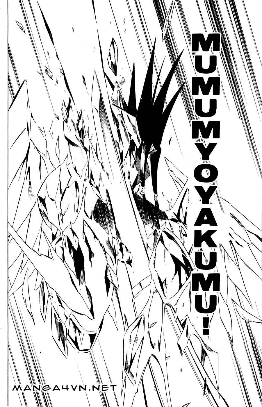 Shaman King [Vua pháp thuật] chap 266 trang 4