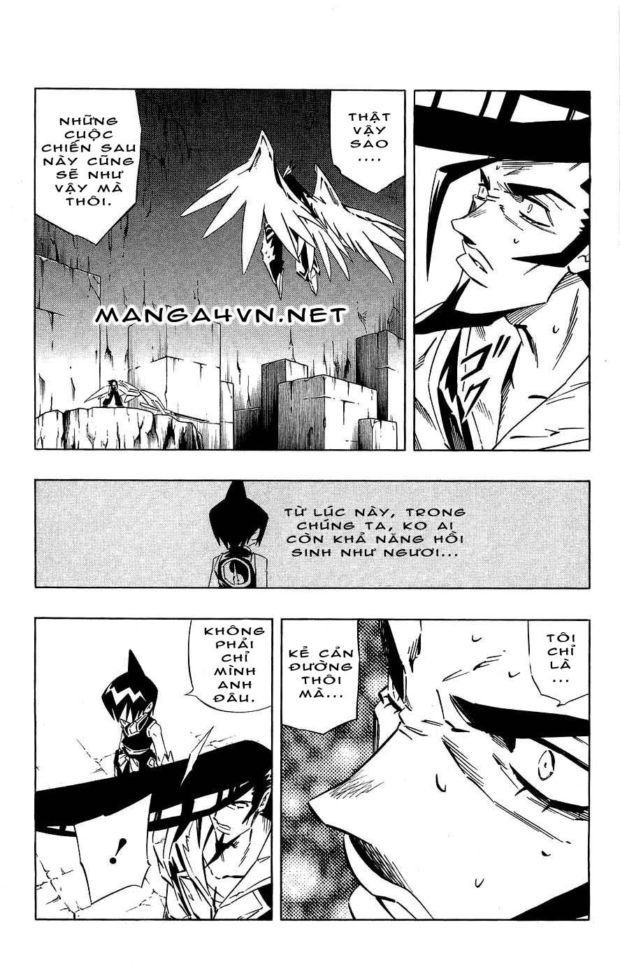 Shaman King [Vua pháp thuật] chap 266 trang 7