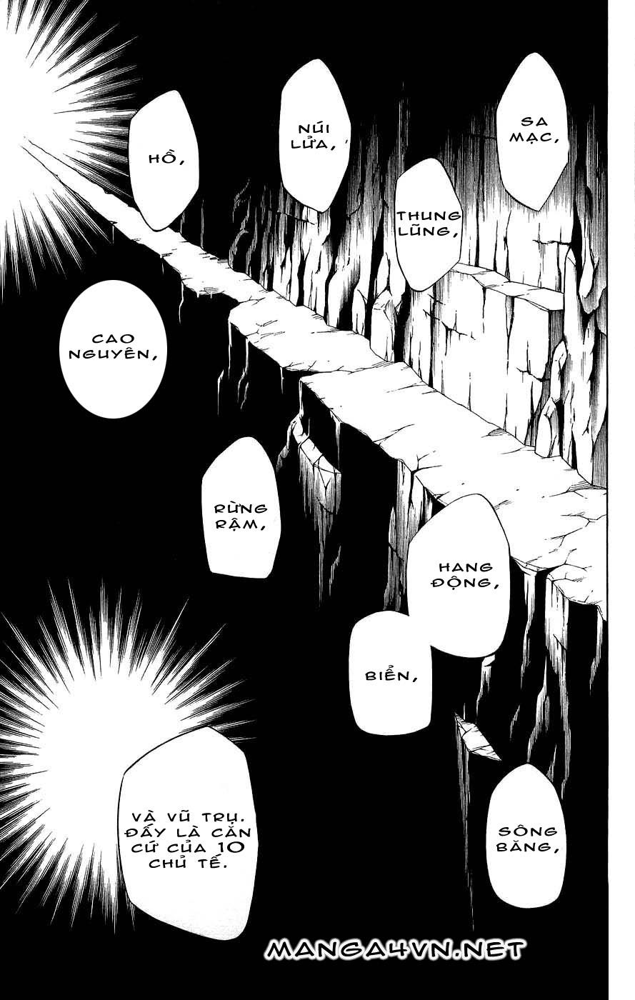 Shaman King [Vua pháp thuật] chap 266 trang 15