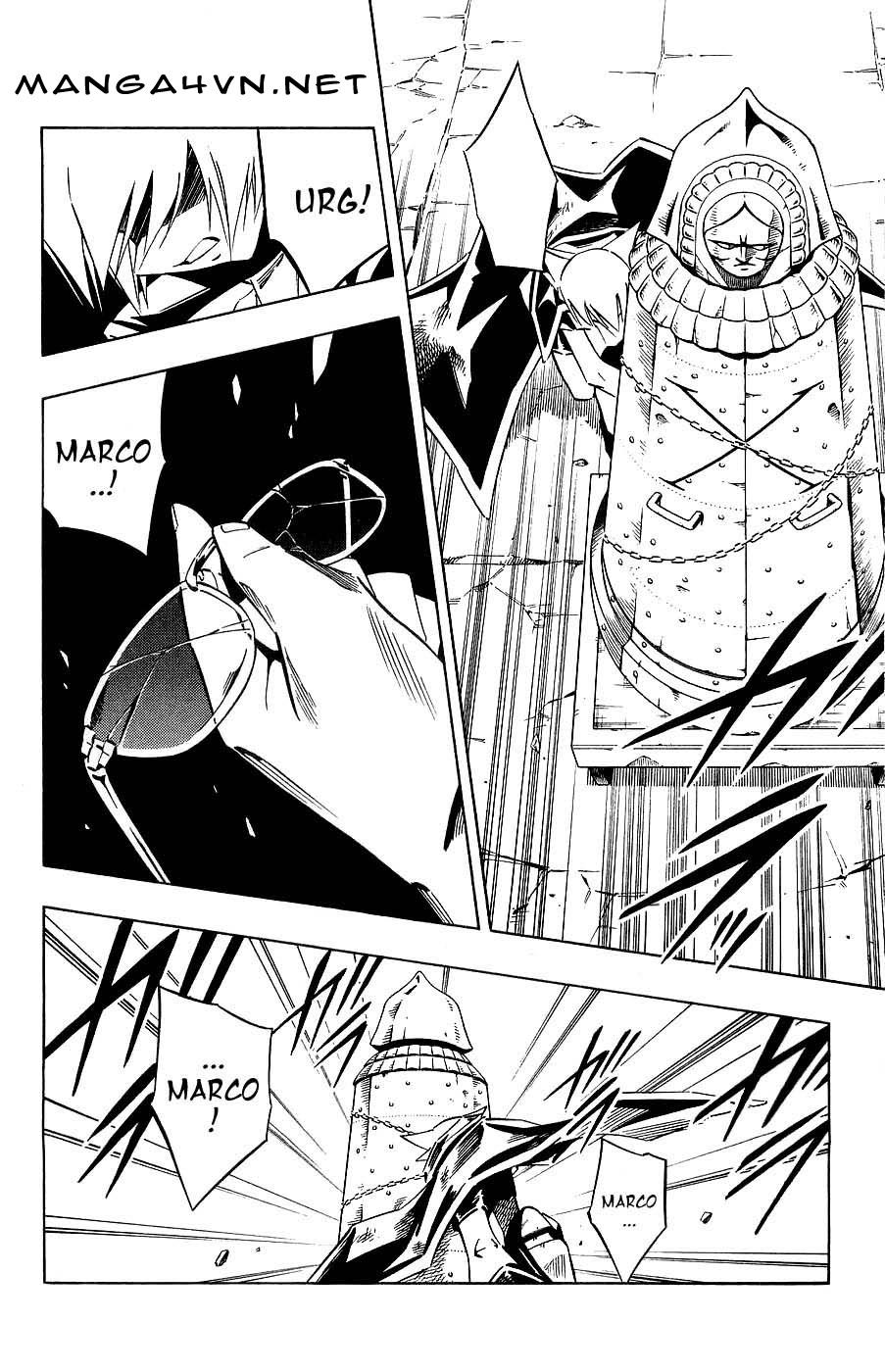 Shaman King [Vua pháp thuật] chap 265 trang 2