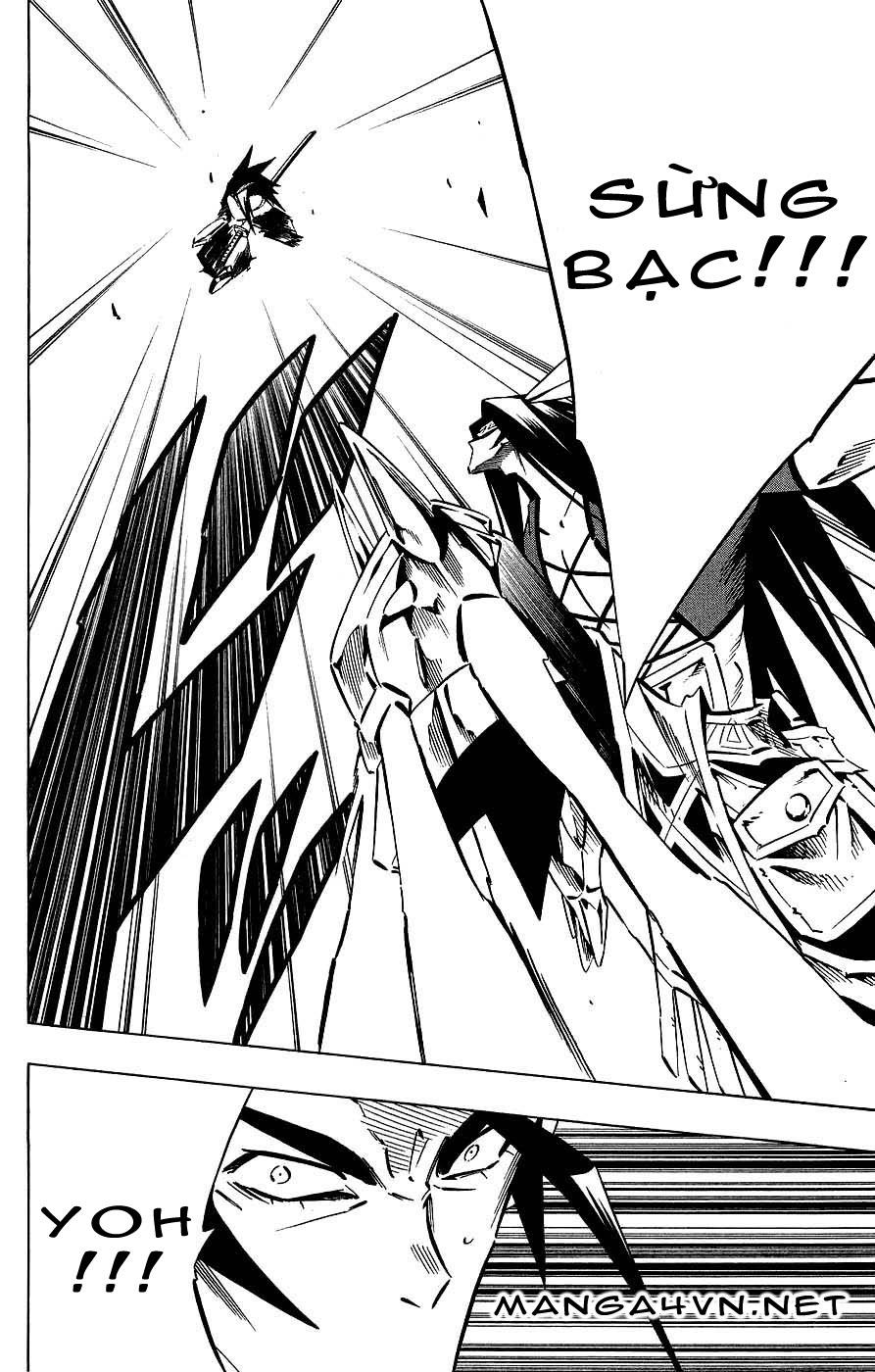 Shaman King [Vua pháp thuật] chap 265 trang 10