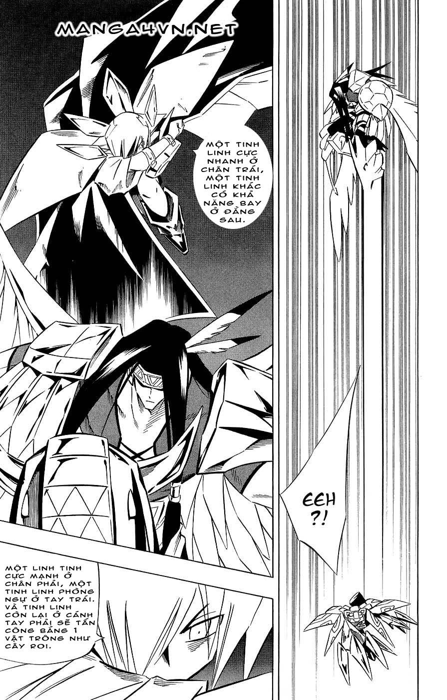 Shaman King [Vua pháp thuật] chap 265 trang 13