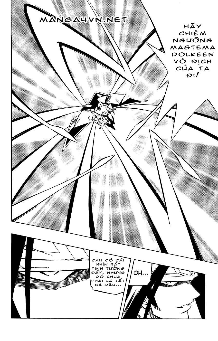 Shaman King [Vua pháp thuật] chap 265 trang 14