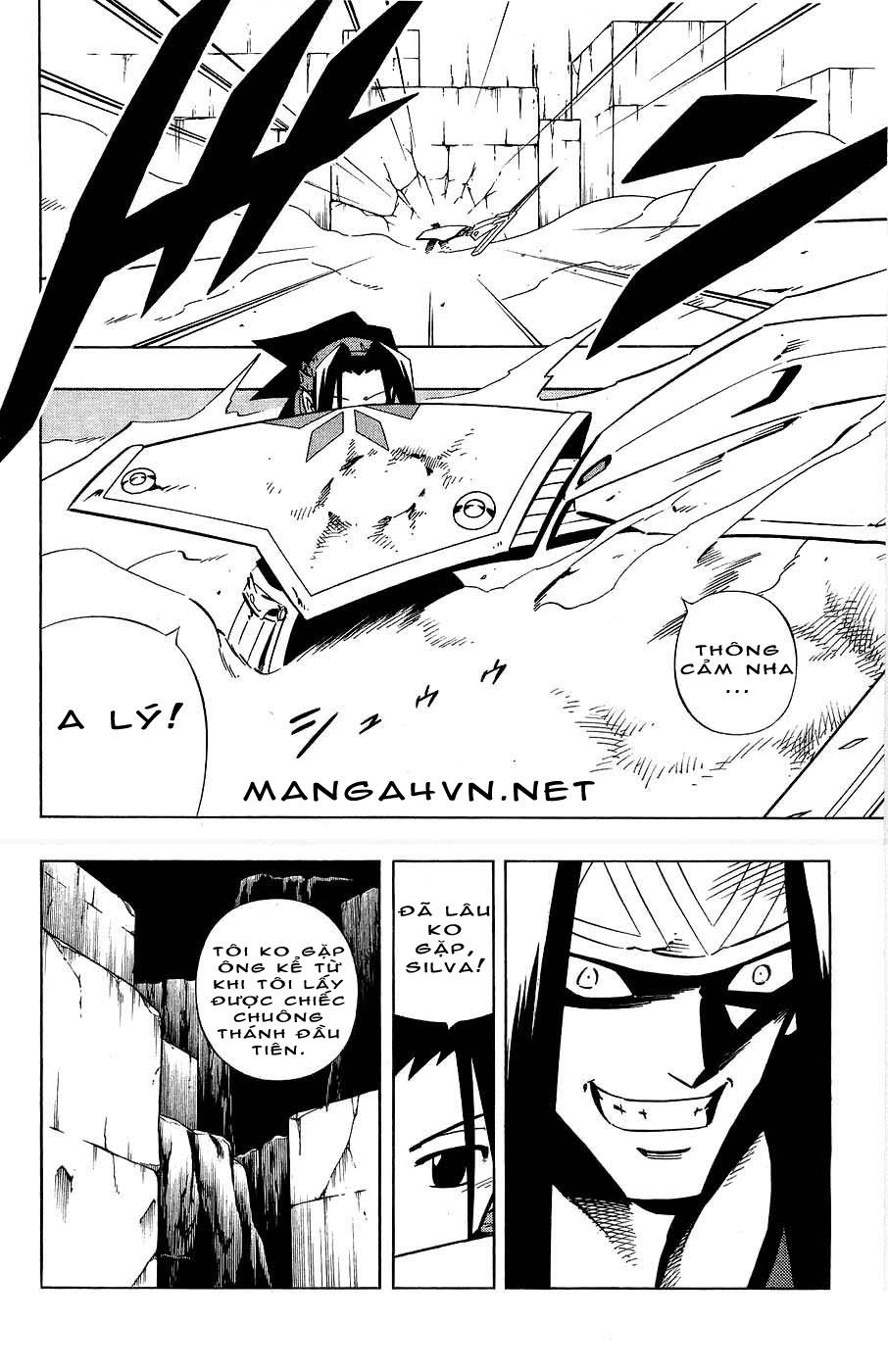 Shaman King [Vua pháp thuật] chap 265 trang 18
