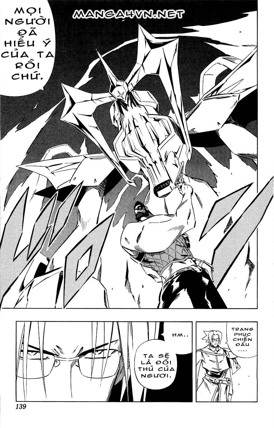 Shaman King [Vua pháp thuật] chap 264 trang 16
