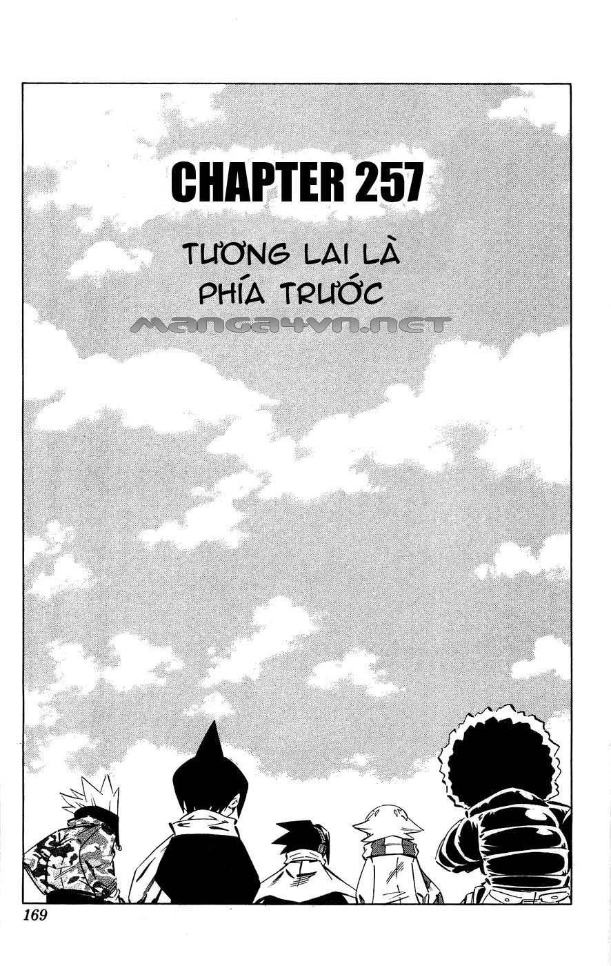 Shaman King [Vua pháp thuật] chap 257 trang 3
