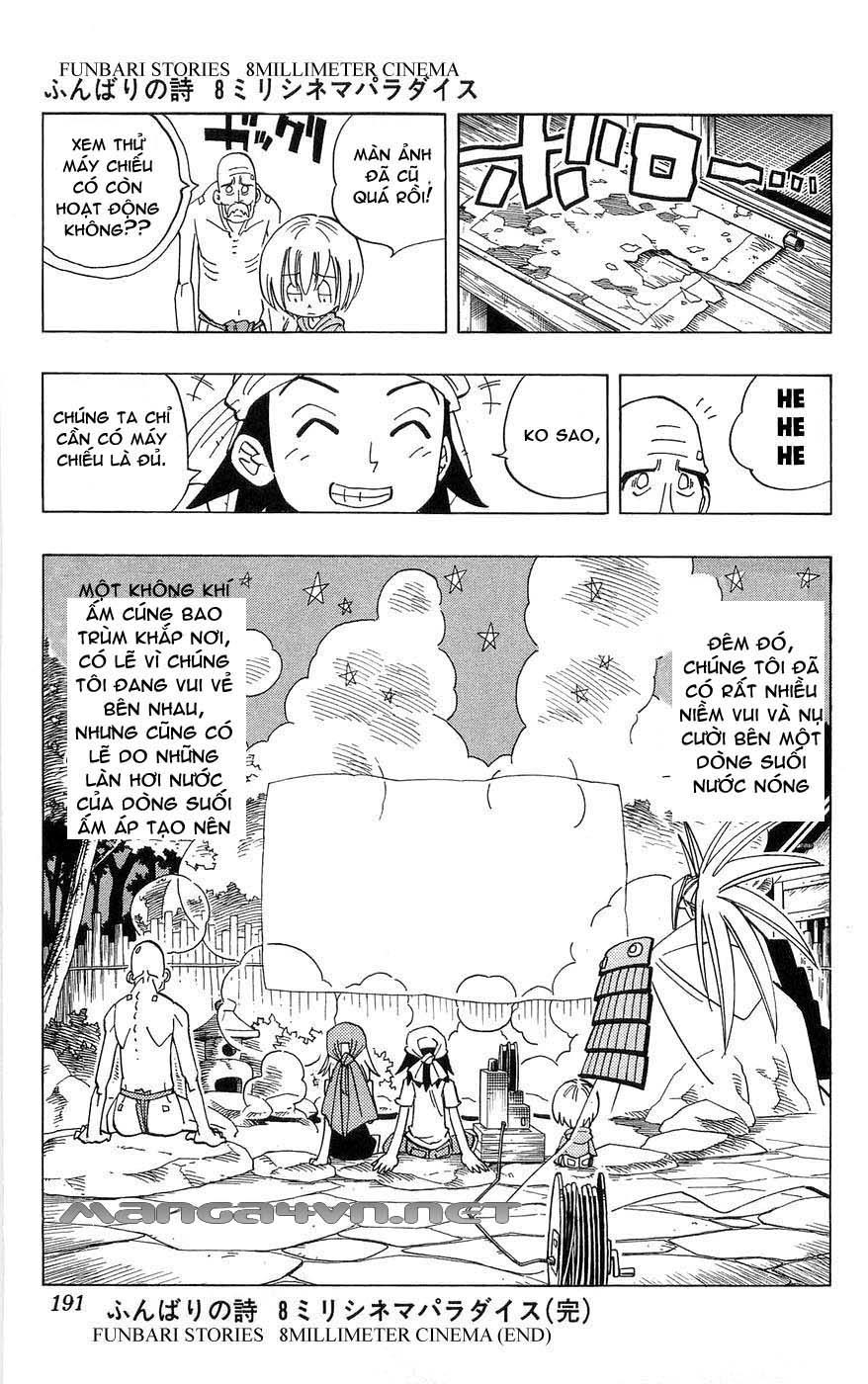 Shaman King [Vua pháp thuật] chap 257 trang 21