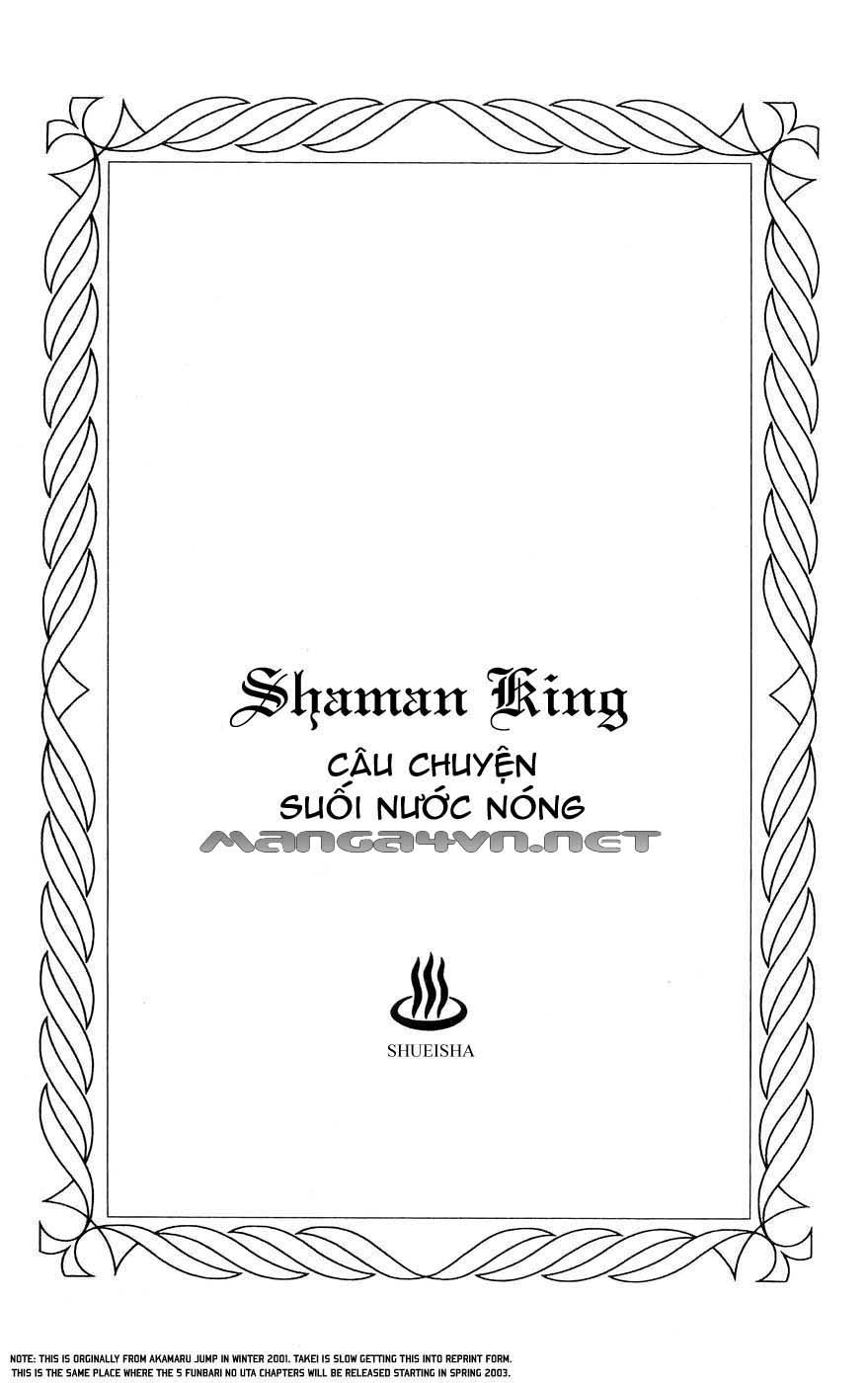 Shaman King [Vua pháp thuật] chap 257 trang 22