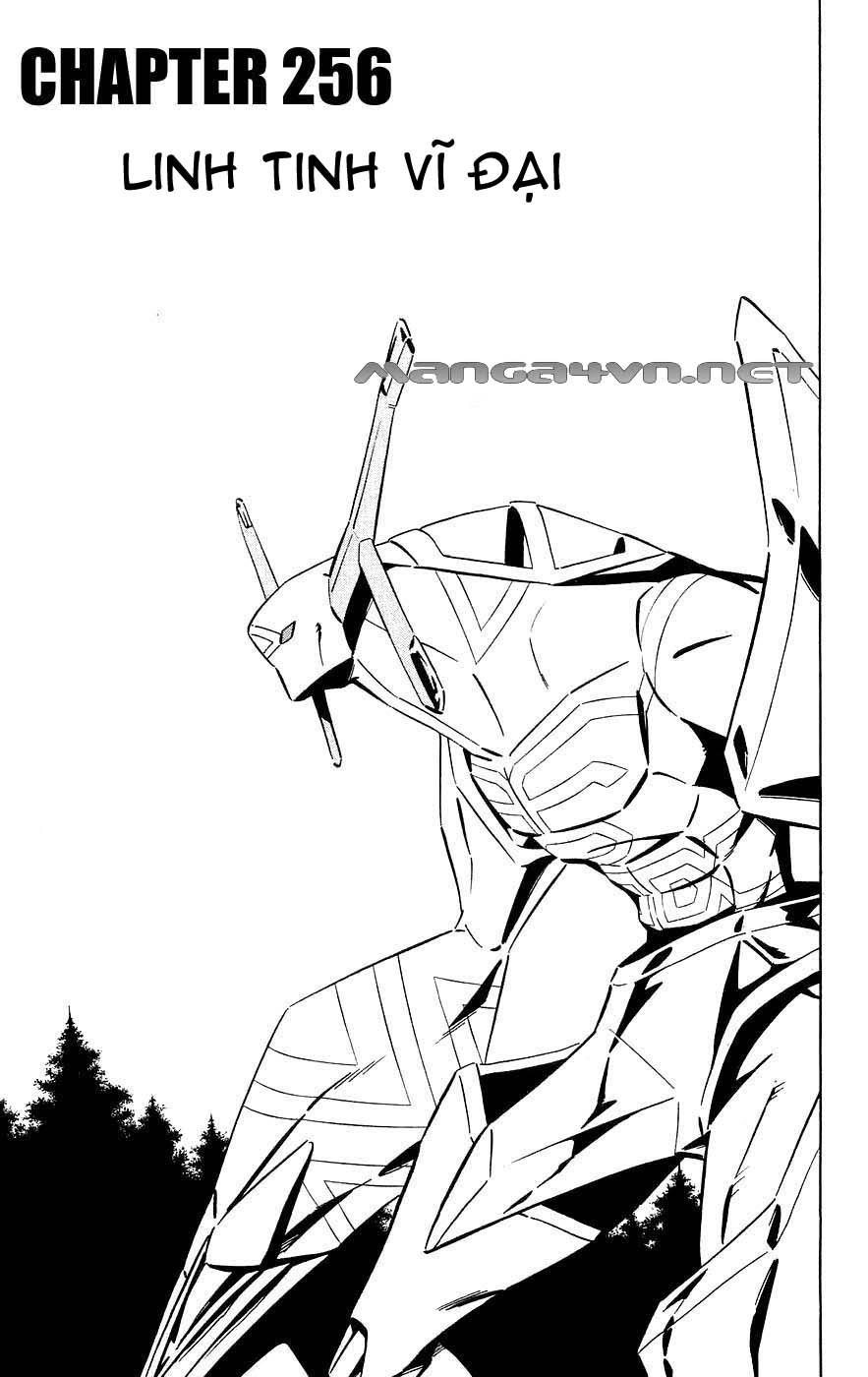 Shaman King [Vua pháp thuật] chap 256 trang 3