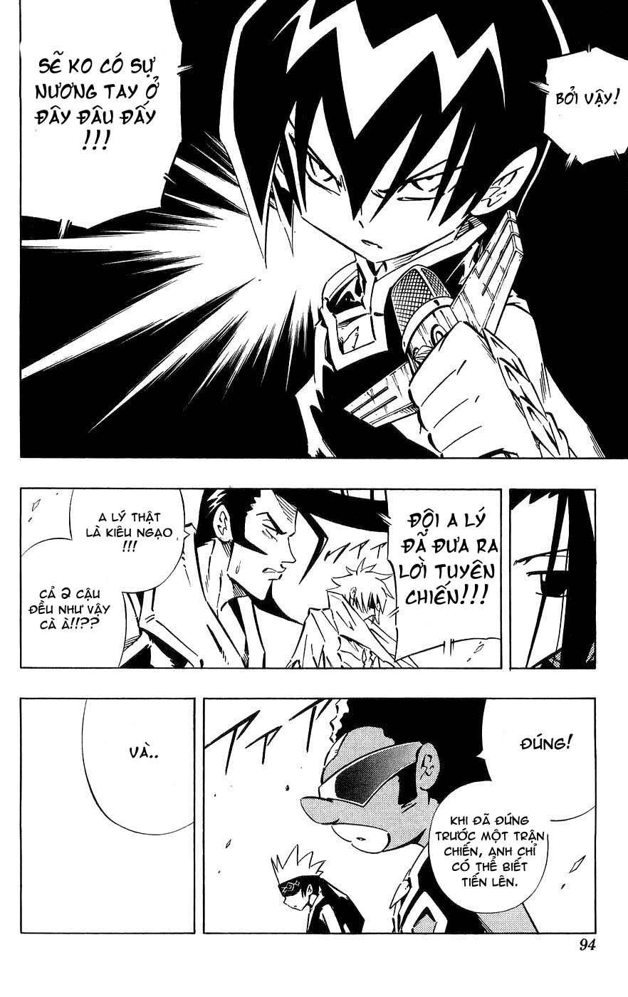 Shaman King [Vua pháp thuật] chap 253 trang 8