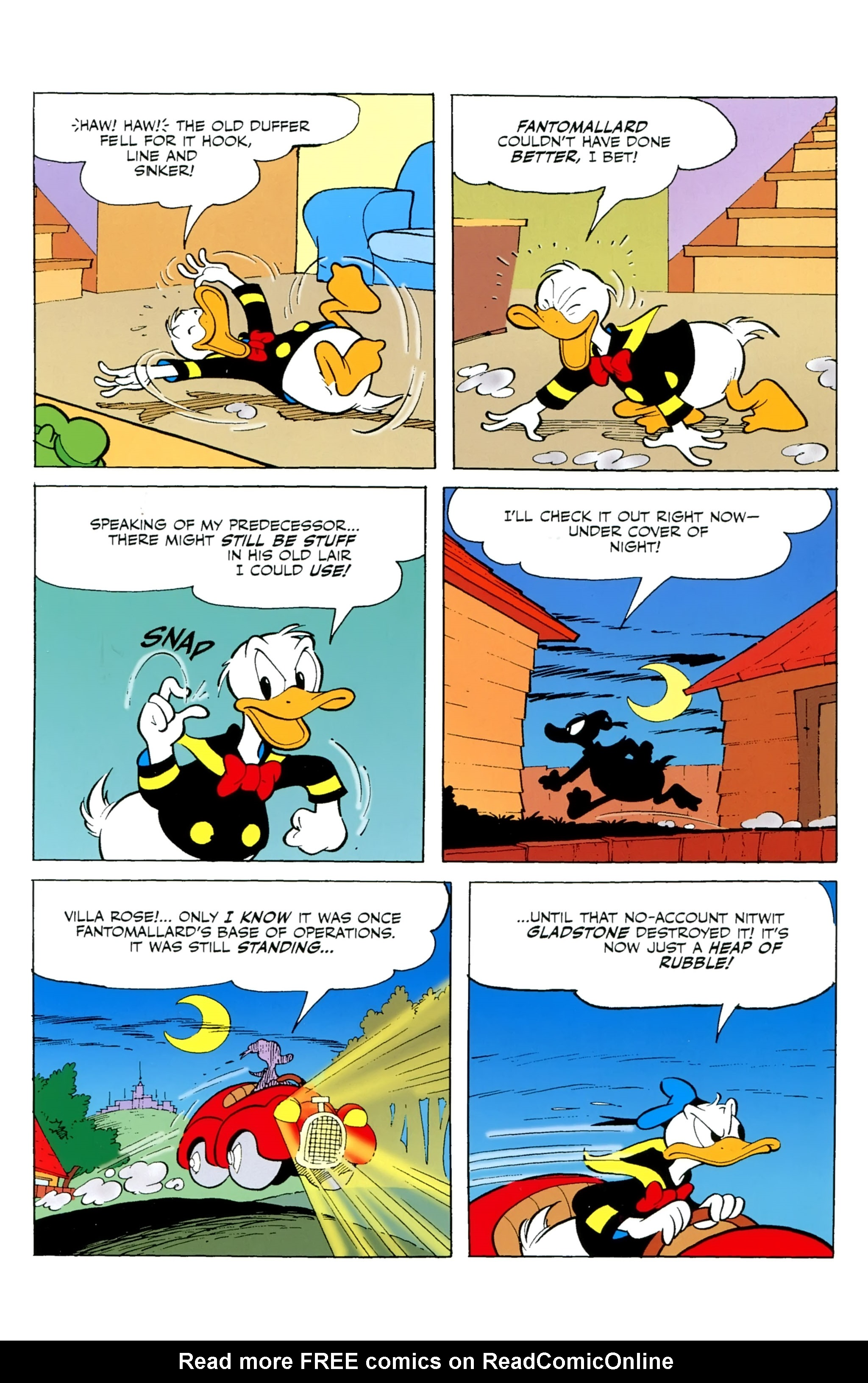 Read online Donald Duck (2015) comic -  Issue #14 - 21