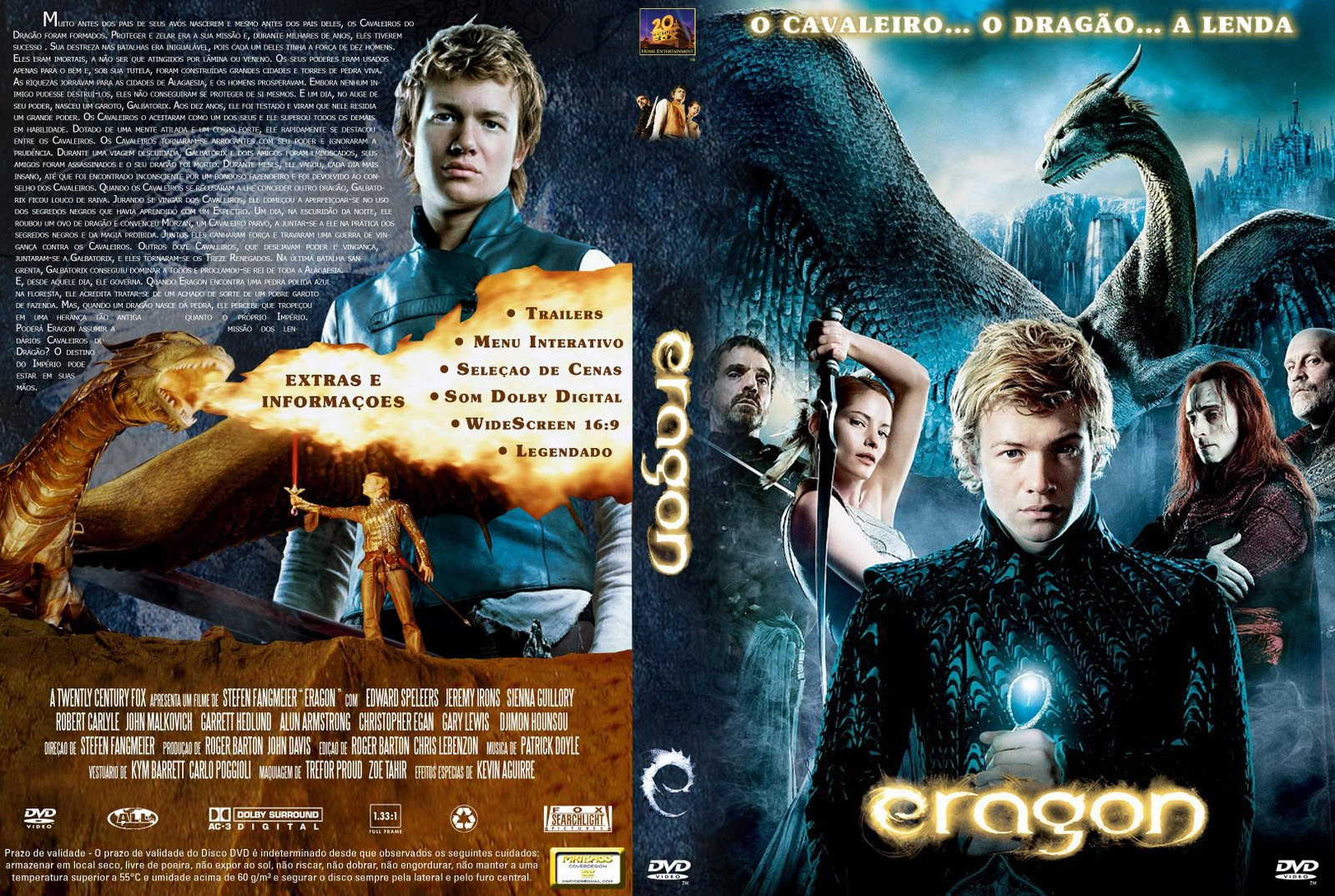 o filme do eragon