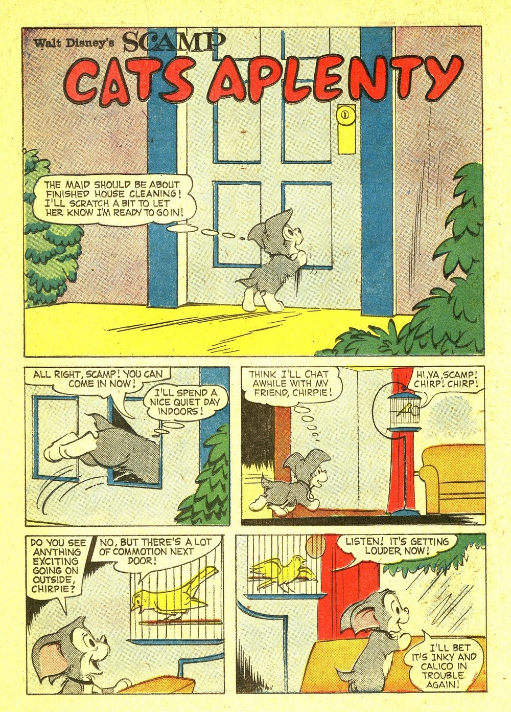 Scamp (1958) issue 15 - Page 22