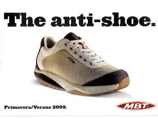 2eb50fe2 Calzado de Lujo: MBT (The anti-shoe). Catálogo 2009. Especializado en  aliviar dolencias musculares. : Blog de Lujo