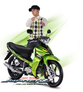 Yamaha Moped Lineup