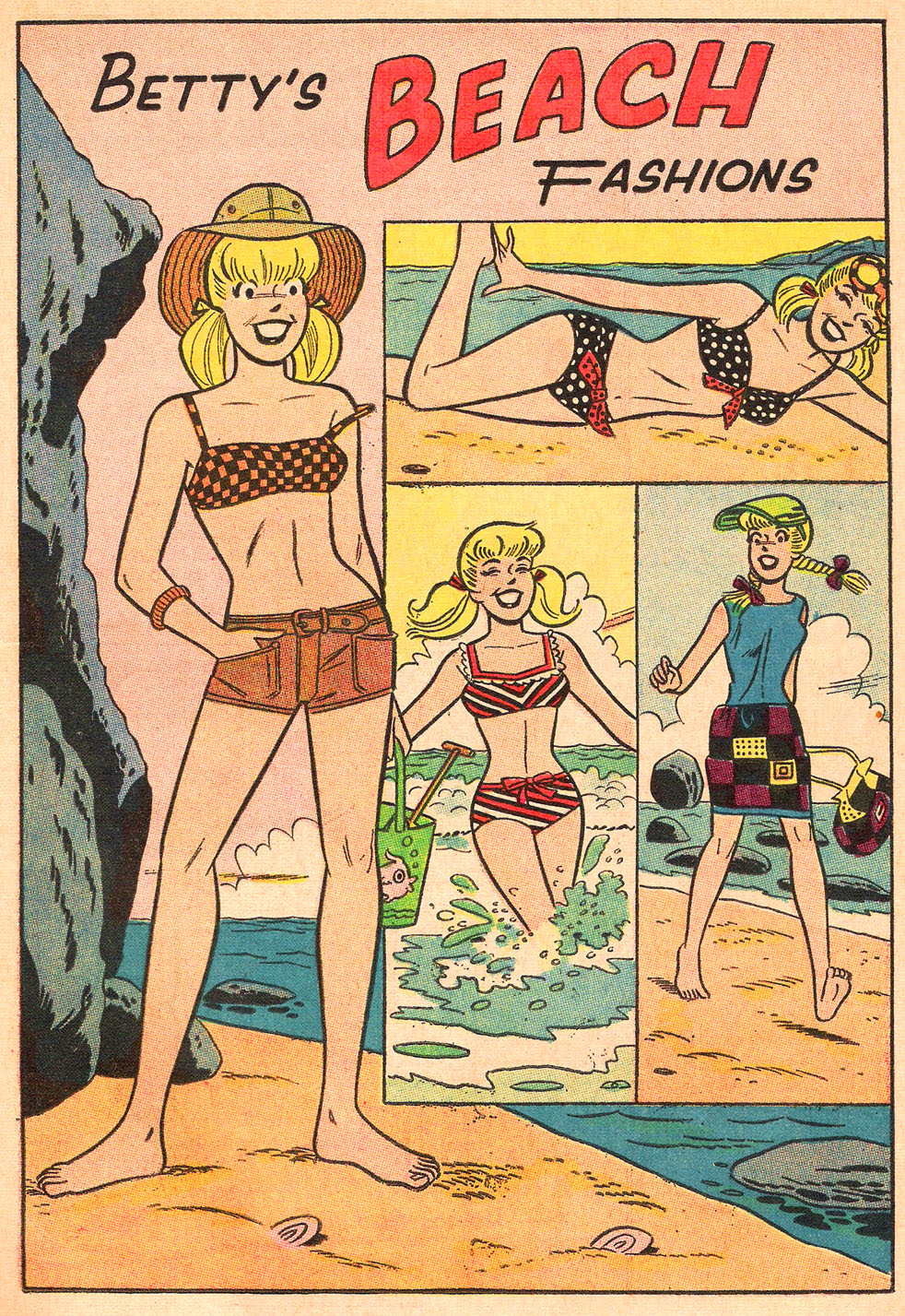 Read online Archie's Girls Betty and Veronica comic -  Issue #130 - 11