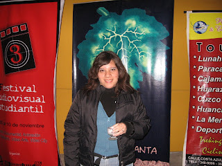 Ana Lucía del Castillo, mención a Mejor Documental