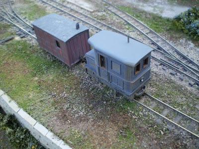 Eggerbahn electric loco