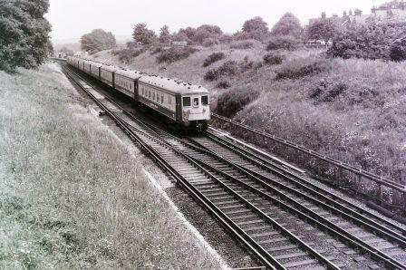 Brighton Belle 1968