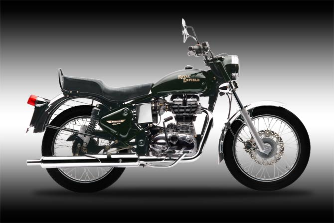 Royal Enfield Bullet Electra Twinspark Review Road Test Design