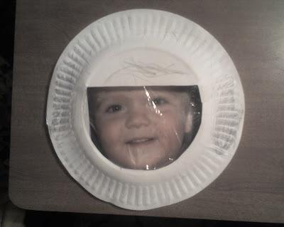 astronaut helmet craft preschool - photo #3