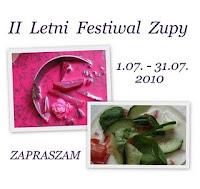 II Letni Festiwal Zupy - Zaproszenie
