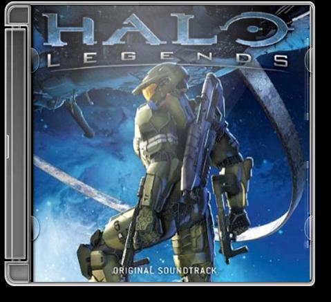 soundtrack & anime: Halo - Legends OST