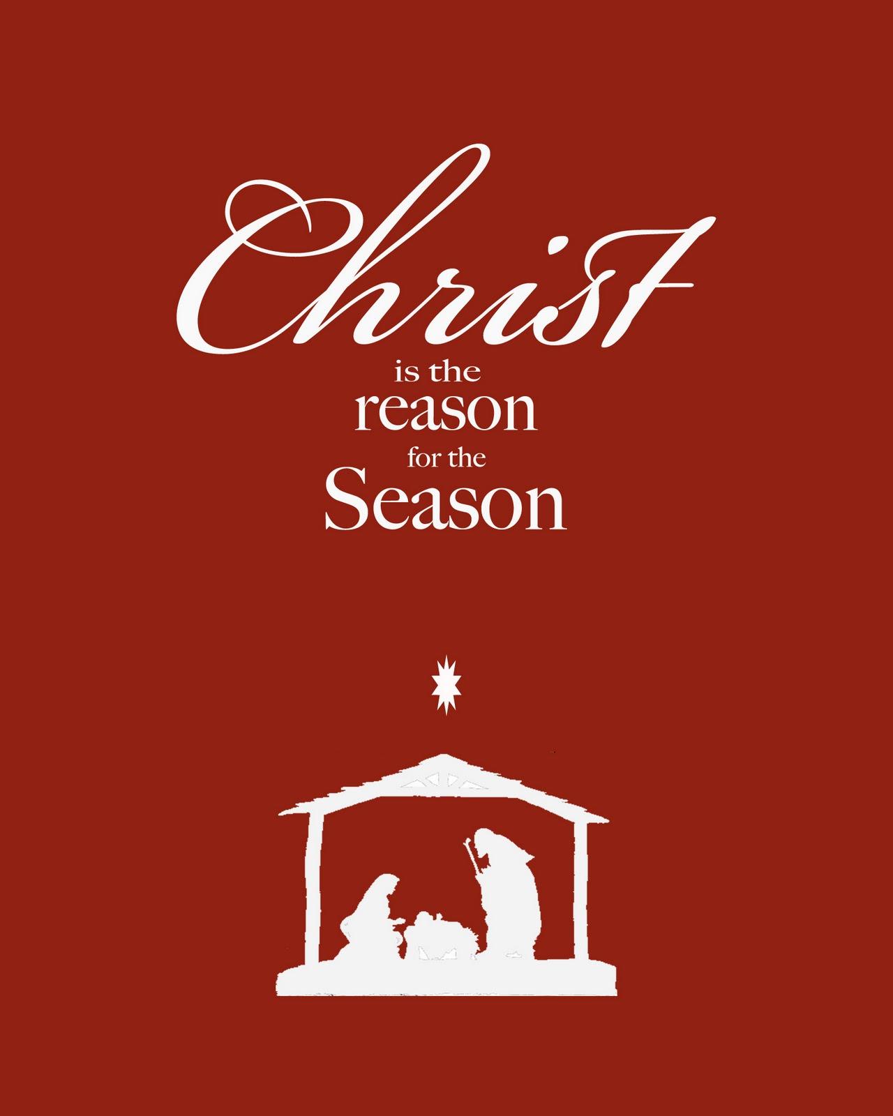 Loving Every Second Free Christmas Printable