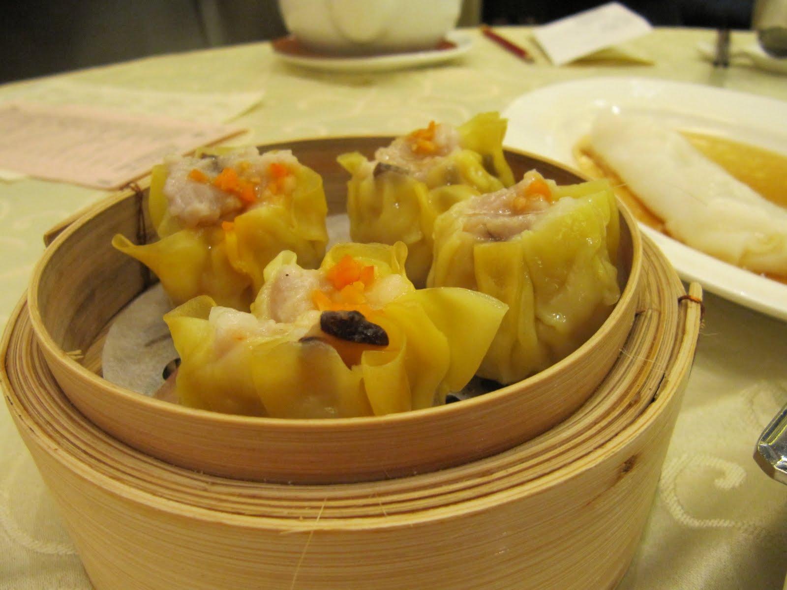 Portland Poncho: A Traditional Chinese Breakfast, Dim Sum